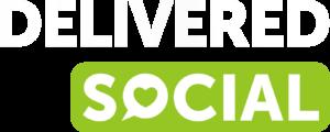 Delivered Social Green Logo